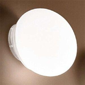 LED nástěnné světlo Goccia, tvar koule