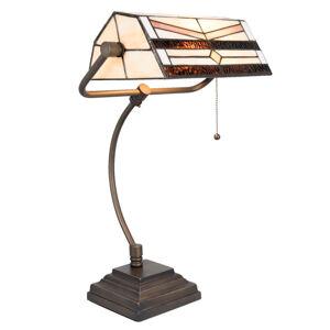 Clayre & Eef 5LL-5193 Stolní lampy kancelářské