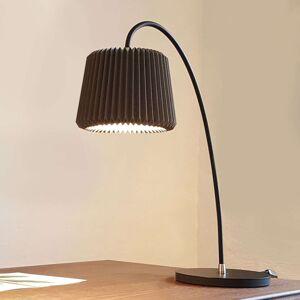 LE KLINT Snowdrop - stolní lampa papír černá
