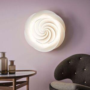 LE KLINT Swirl - nástěnné světlo s LED, bílé