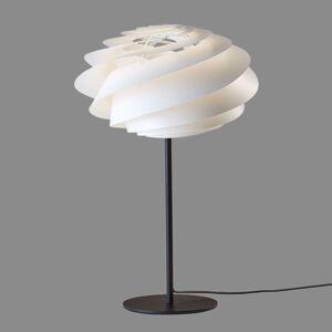 LE KLINT Swirl - bílá designová stolní lampa