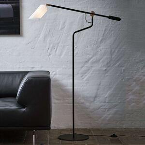 LE KLINT Pliverre stojata lampa 1zdrojová otočná