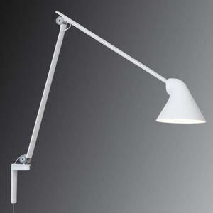 Louis Poulsen NJP - LED nástěnné světlo bílé