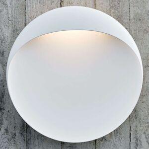 Louis Poulsen Flindt nástěnné světlo Ø40cm bílé