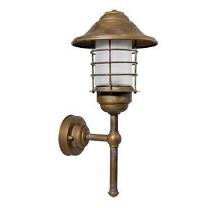 Přímé venkovní nástěnné svítidlo Chiara voděodolné