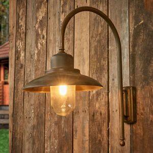 Venkovní nástěnné svítidlo Casale V 60cm mosaz