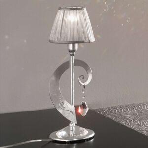 Stolní lampa Opera se stínidlem a závěsem