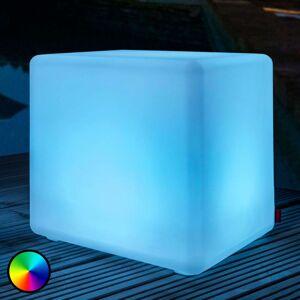 LED venkovní dekorační svítidlo Cube Outdoor Akku