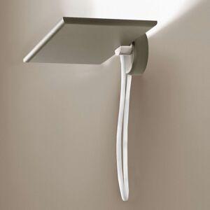 ICONE GiuUp - šedé LED osvětlení stěny