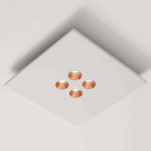 ICONE Confort - LED stropní svítidlo, bílé