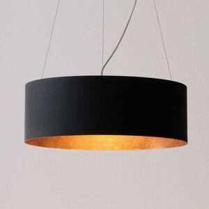 ICONE Olimpia závěsné světlo LED, černá-měď