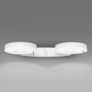 Milan 3-LED - bílé LED nástěnné světlo, 2zdrojové