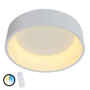 Dálkové ovládání - bílé LED stropní svítidlo Birte