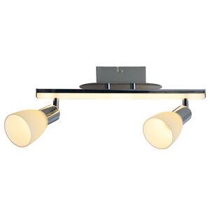 Näve LED stropní světlo Ibiza 2 zdroje délka 39 cm