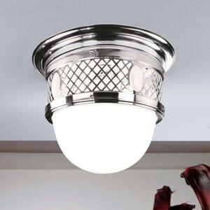 Orion Alt Wien - mosazné stropní světlo v secesním stylu