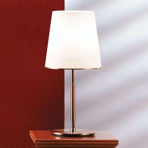 45cm vysoká stolní lampa Konus se stínidlem