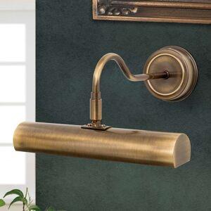 Flexibilní svítidlo nad obraz Lariga mosaz 25 cm
