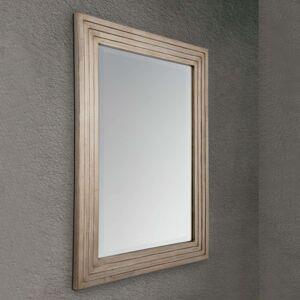Nástěnné zrcadlo Annik zlatá barva