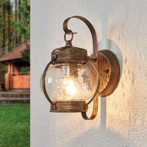 Venkovní nástěnné svítidlo Margerite se sklem