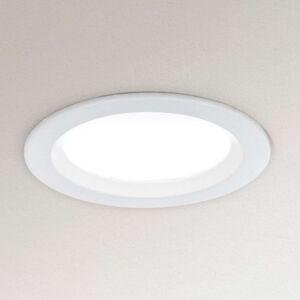 Stmív. LED podhled. svítidlo Spock Ø 9 cm bílé
