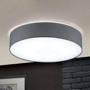 Stropní světlo Shade s textilním stínidlem 80 cm