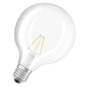 E27 2,8W 827 LED žárovka Globe Retrofit
