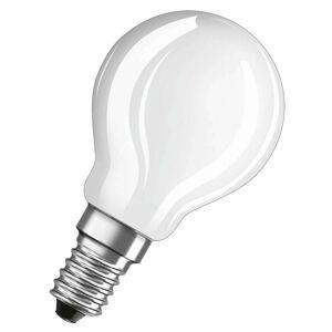 E14 4,5W LED žárovka - kapka, denní světlo, 470 lm