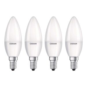 OSRAM LED svíčka E14 Base Retro 5,7W 4 2700K