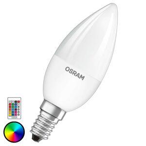OSRAM LED žárovka E14 4,5W Star+ svíčka matná