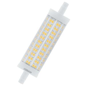 LED žárovka R7s 117,6mm 17,5W 2.700K