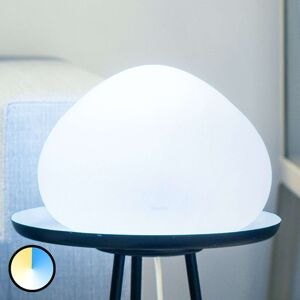 Stolní lampa Philips Hue White Ambiance Wellner