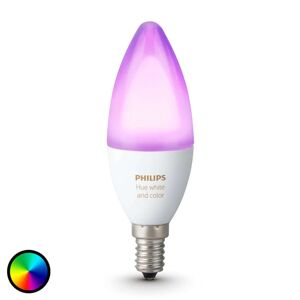 Sv. Philips Hue Candle White Ambiance E14 6 W RGBW