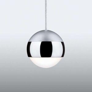 Paulmann URail Capsule II, LED závěs v chromu