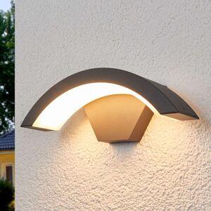 Zahnuté venkovní nástěnné LED svítidlo Jule