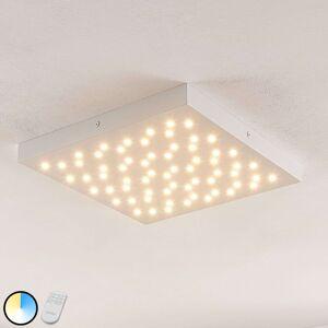 Lindby Mahina LED stropní světlo, 50x50cm