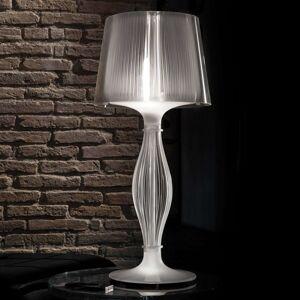 Slamp Liza - designová stolní lampa, cínová