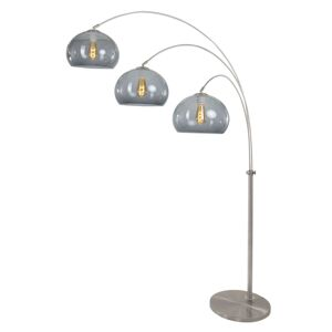 Stojací lampa Gramineus se stínidly