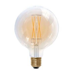 LED žárovka Globe E27 G125 6W 2000K 325 lm zlatá