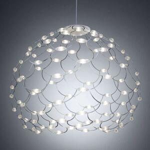 Lamoi - silné LED designové závěsné světlo