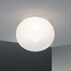 Stropní světlo Aria ve tvaru stlačené koule
