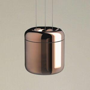 serien.lighting Cavity Suspension S, bronz