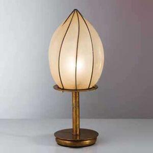 Stolní lampa Pozzo, výška 48 cm