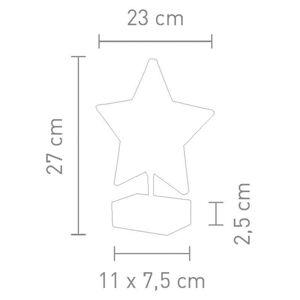 Sompex Vánoční světelná hvězda