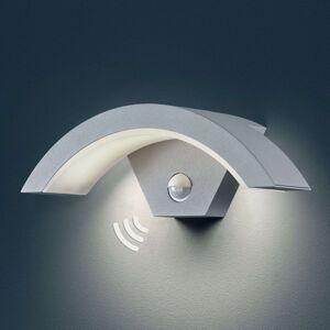 Venk. nást. LED sv. Ohio titanová barva senzor