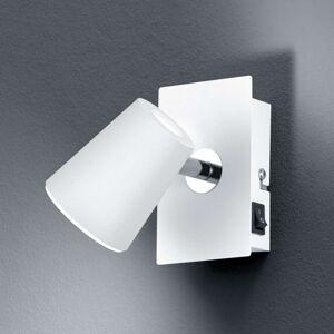 Bílé nást. LED bod. světlo Narcos s otočnou hlavou