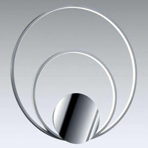 Sedona - stmívatelné nást. světlo z hliníku/chromu