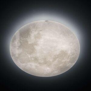LED stropní svítidlo Lunar s ovladačem 60cm