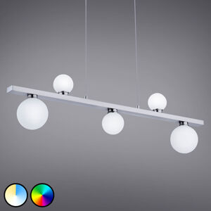 Trio Lighting 350810507 SmartHome lustry