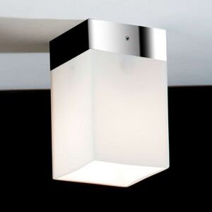 Krátké stropní světlo QUADRO BOX SHORT, chrom
