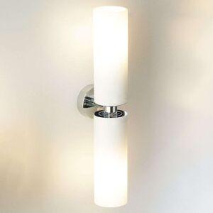 Nástěnné světlo Tube Twin